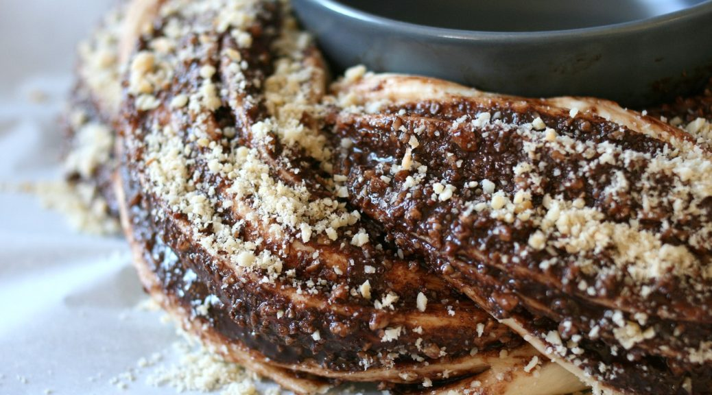 chocolate-hazelnut-challah 6